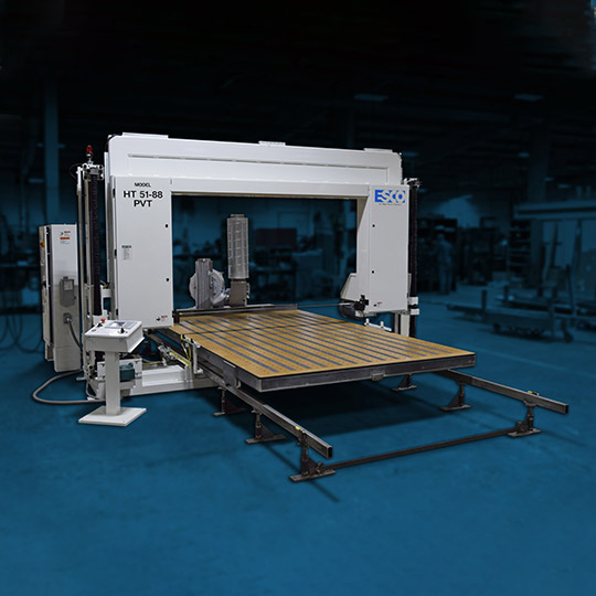 HT - High-Tension Horizontal Slitter
