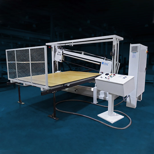 Model-10 - Entry-Level Horizontal Slitter
