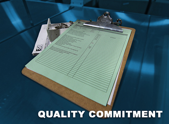 ESCO Quality Commitment